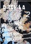 Livre numérique d'ici là n°2 | Mystérieux travail d'un écart qui s'imprime