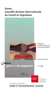 Livre numérique Genre, nouvelle division internationale du travail et migrations