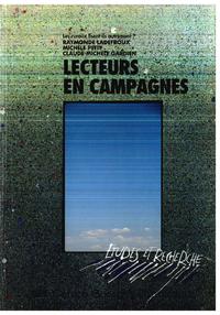 Livre numérique Lecteurs en campagne