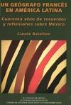 Livre numérique Un geógrafo francés en América Latina