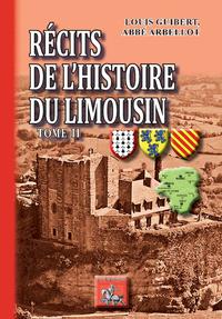 Récits de l'Histoire du Limousin