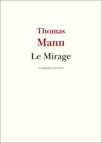 Livre numérique Le Mirage