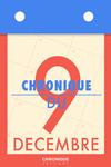 Livre numérique Chronique du 9 décembre
