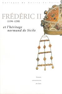 Livre numérique Frédéric II (1194-1250) et l'héritage normand de Sicile
