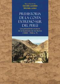 Livre numérique Prehistoria de la costa extremo-sur del Perú