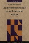 Livre numérique Los movimientos sociales en las democracias andinas