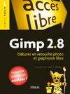 Livre numérique Gimp 2.8