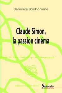 Livre numérique Claude Simon, la passion cinéma