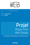 Livre numérique Projet responsive web design