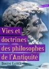 Livre numérique Vies et doctrines des philosophes de l'Antiquité