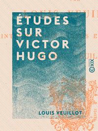 ?tudes sur Victor Hugo