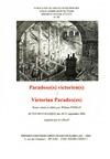 Livre numérique Paradoxe(s) victorien(s) – Victorian Paradox(es)