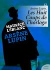Livre numérique Arsène Lupin, Les Huit Coups de l'horloge