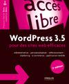 Livre numérique WordPress 3.5 pour des sites web efficaces