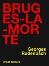 Livre numérique Bruges-la-Morte