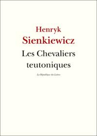 Livre numérique Les Chevaliers teutoniques