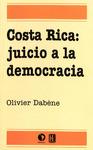 Livre numérique Costa Rica: juicio a la democracia