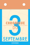 Livre numérique Chronique du 3 septembre