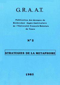 Livre numérique Stratégies de la métaphore