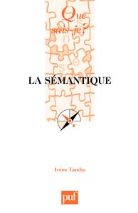 La sémantique, « Que sais-je ? » n° 655