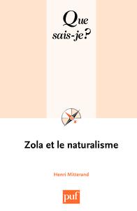 Zola et le naturalisme, « Que sais-je ? » n° 2314