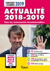 Livre numérique Actualité 2018-2019 - Concours et examens 2019 - Actu 2019 offerte en ligne
