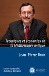 Livre numérique Techniques et économies de la Méditerranée antique