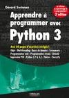 Livre numérique Apprendre à programmer avec Python 3