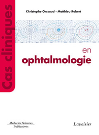 Livre numérique Cas cliniques en ophtalmologie