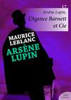 Livre numérique Arsène Lupin, L'Agence Barnett et Cie