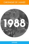 Livre numérique Chronique de l'année 1988