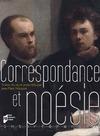 Livre numérique Correspondance et poésie