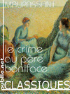 Livre numérique Le crime au père Boniface