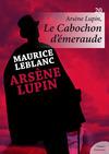 Livre numérique Arsène Lupin, Le Cabochon d'émeraude