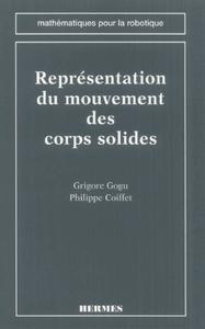 Livre numérique Représentation du mouvement des corps solides (coll. Mathématiques pour la robotique)