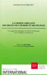 Livre numérique La Charte africaine des droits de l'homme et des peuples