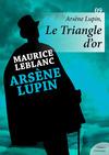 Livre numérique Arsène Lupin, Le Triangle d'or