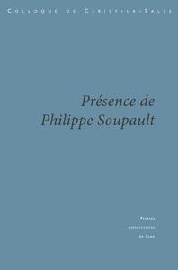 Livre numérique Présence de Philippe Soupault