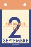 Livre numérique Chronique du 2 septembre