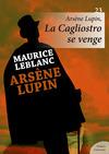 Livre numérique Arsène Lupin, La Cagliostro se venge