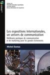 Livre numérique Les expositions internationales, un univers de communication