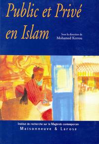 Livre numérique Public et privé en Islam