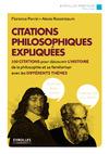 Livre numérique Citations philosophiques expliquées