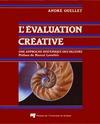 Livre numérique Évaluation créative