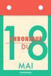 Livre numérique Chronique du 18  mai