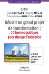 Livre numérique Réussir un grand projet de transformation