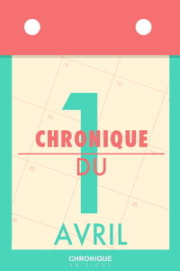 Livre numérique Chronique du 1er  avril