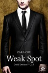 Livre numérique Weak Spot