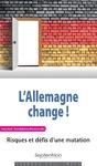 Livre numérique L'Allemagne change !