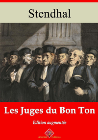 Les Juges du bon ton – suivi d'annexes